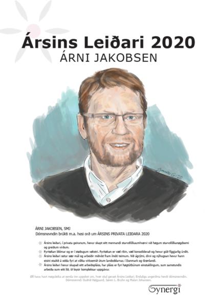 Árni Jacobsen